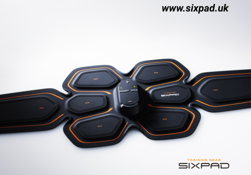 About SIXPAD Homepage