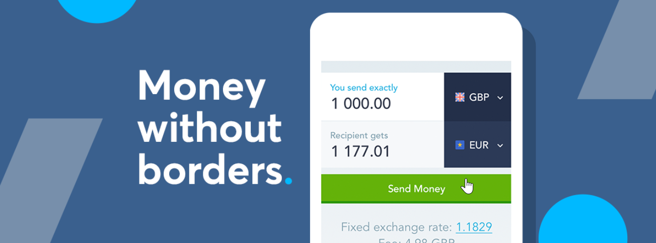 About Wise (formally Transferwise) Homepage