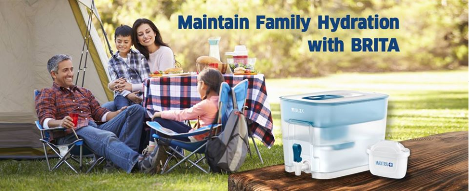 About BRITA Homepage
