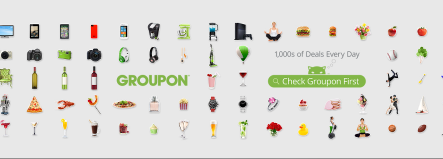 About Groupon Homepage