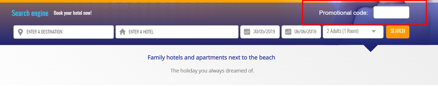 How do I use my Hoteles Globales discount code?