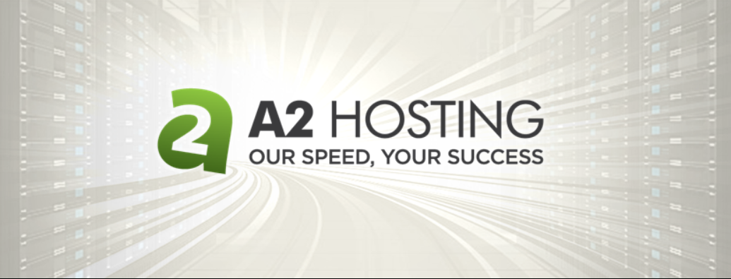 About A2 Hosting Homepage