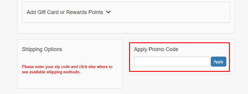 How do I use my HealthyPets promo code?