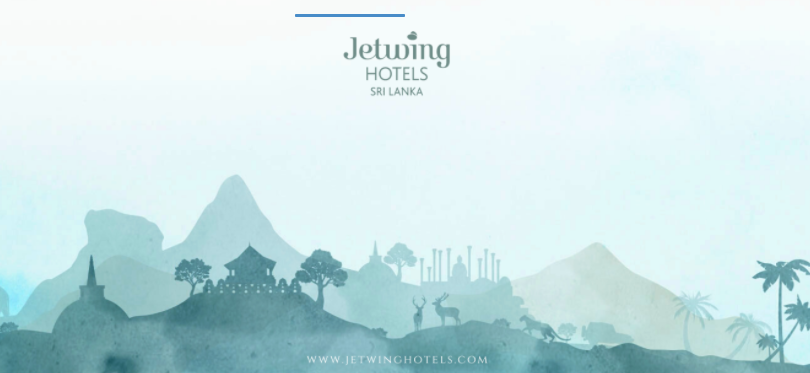 About Jetwing Hotels Homepage