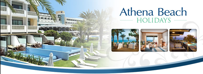 About Athena Beach Holidays Homepage