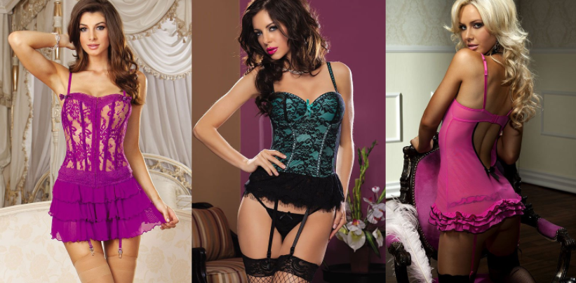 About Fantasy Lingerie Homepage