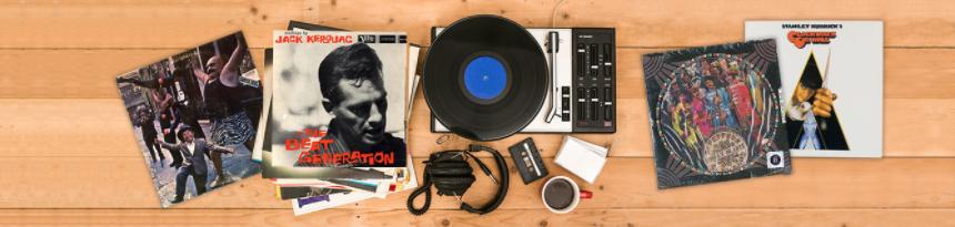 AbeBooks Vinyl Collectables