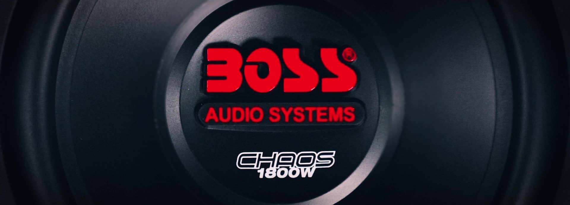 About Boss Audio Systems Homepage