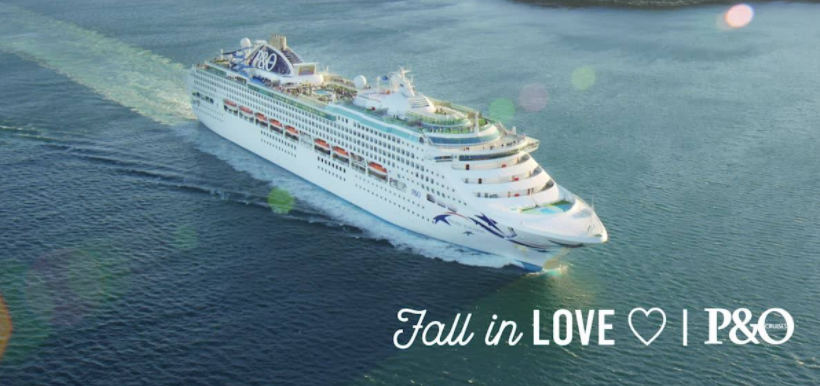 About P&O Cruises Homepage