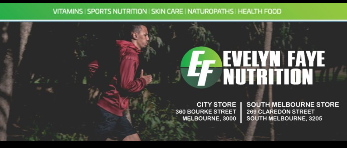 About Evelyn Faye Nutrition Homepage