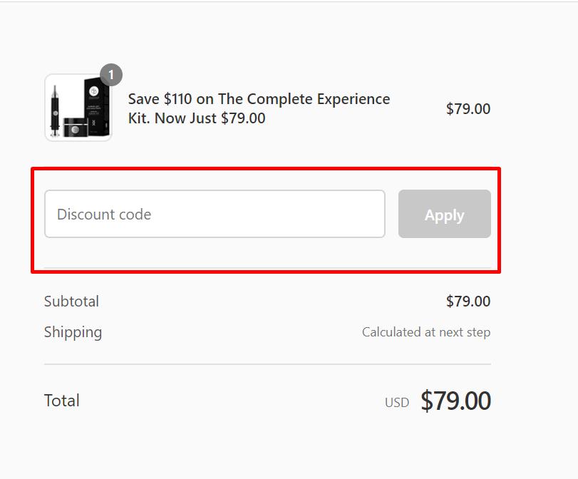 How do I use my Beliosa discount code?