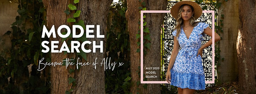 About Ally Fashion Homepage