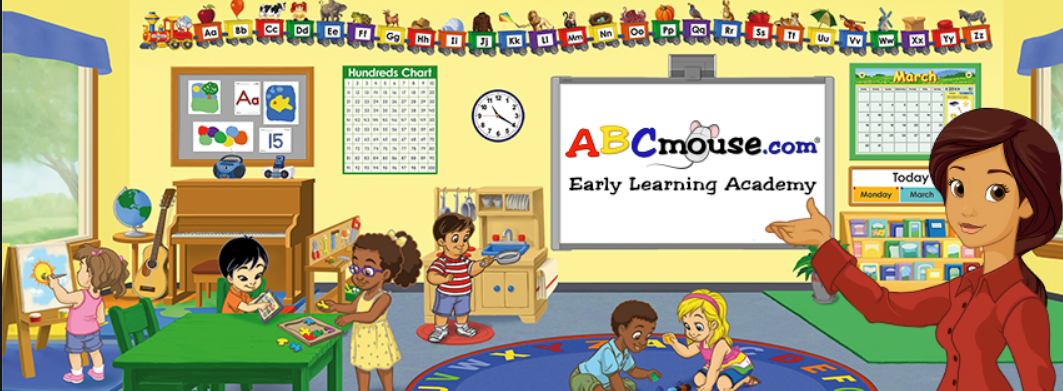 ABCmouse.com Homepage