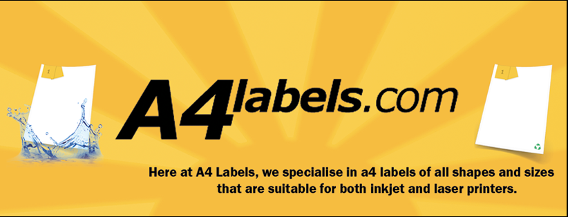 About A4 Labels Homepage