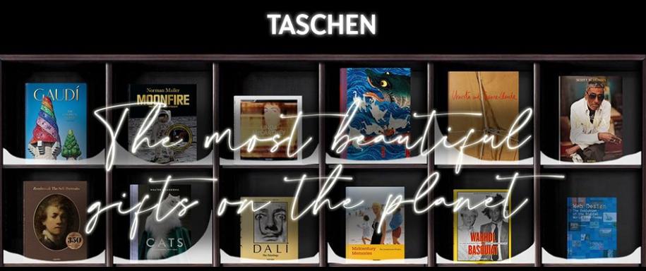 About TASCHEN Homepage