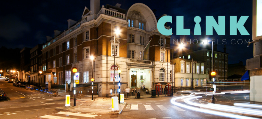 About Clink Hostels Homepage