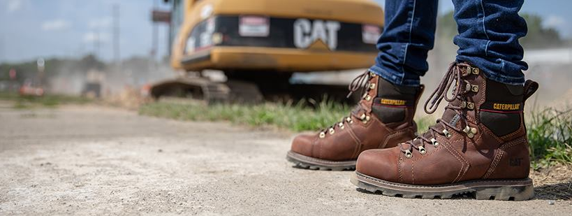 About CAT Workwear Homepage