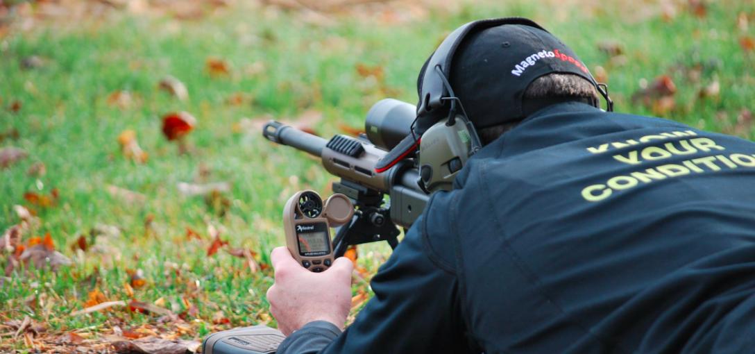 About Kestrel Ballistics Homepage