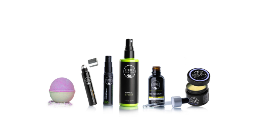 About CBD For Life Homepage