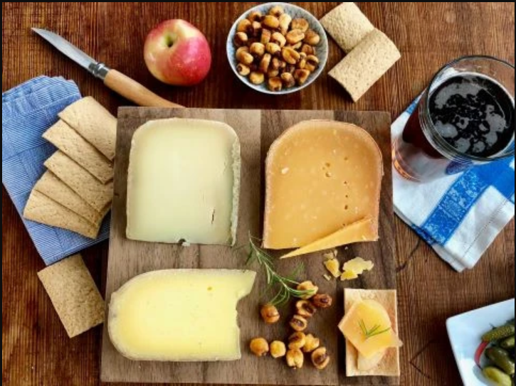 About Cheese Of The Month Club