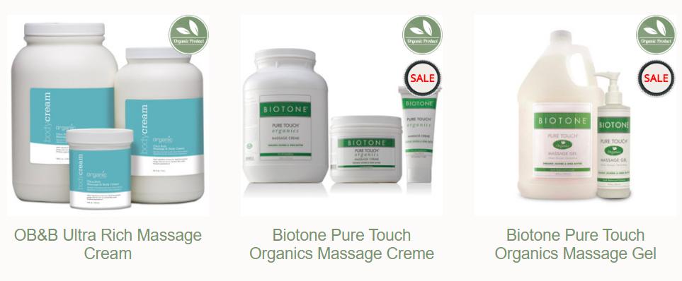 About Massage Naturals Homepage