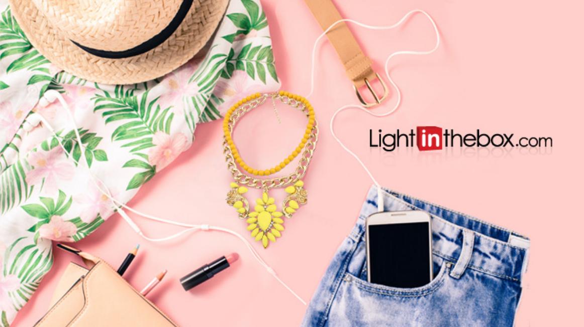 LightInThebox Homepage