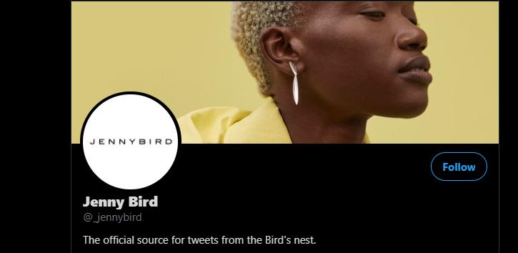 Jenny Bird Twitter