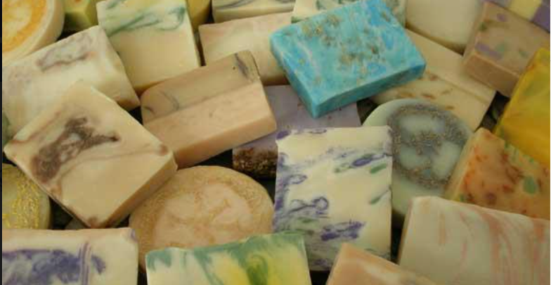About Soap It Up Homepage