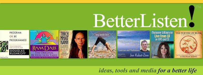About BetterListen Homepage