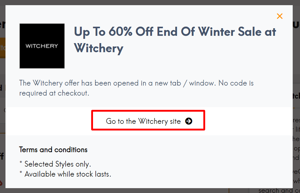 Witchery-Promo-Codes-August-2020