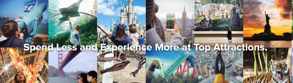 About CityPASS Homepage