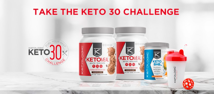 About KetoLogic Homepage