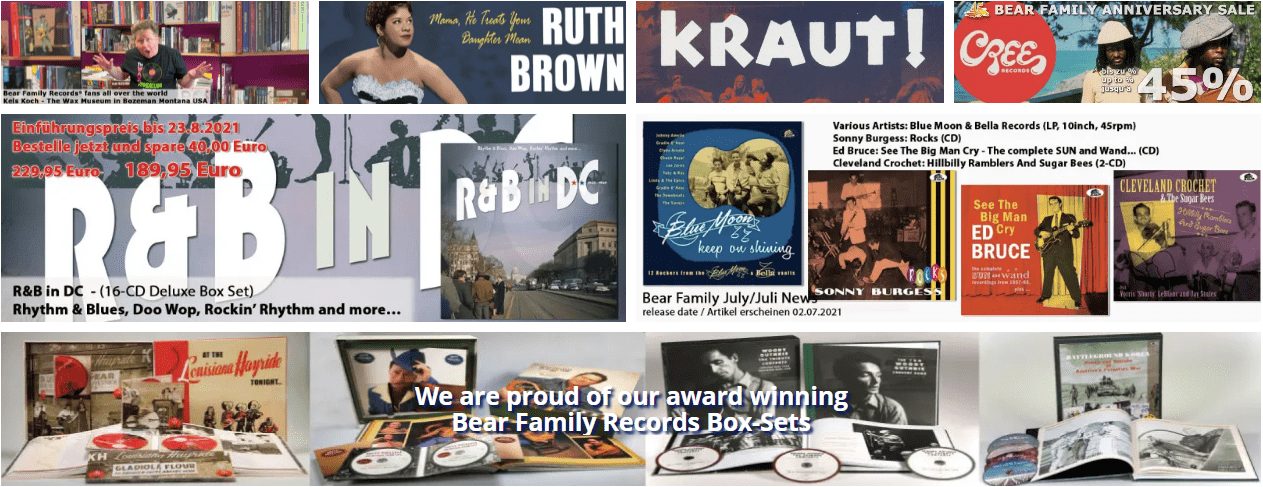 BearFamilyRecords about us