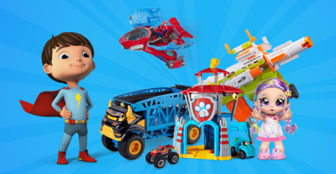 Smyths Toys Homepage