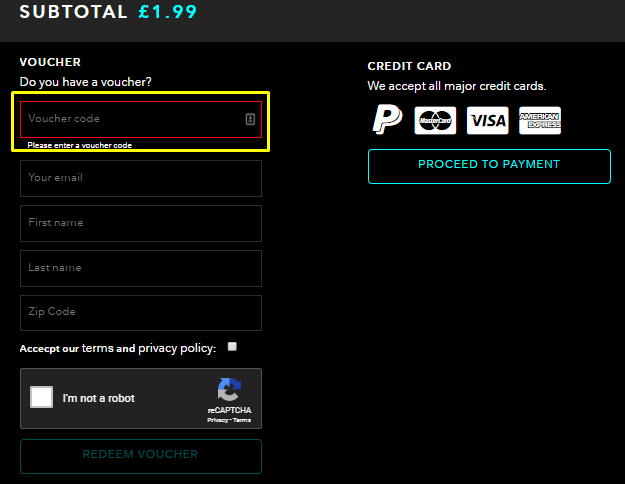 How do I use my TIDAL coupon code?