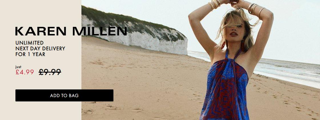 Karen Millen GOLD