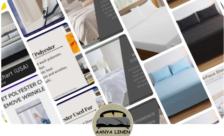About AANYA LINEN Homepage