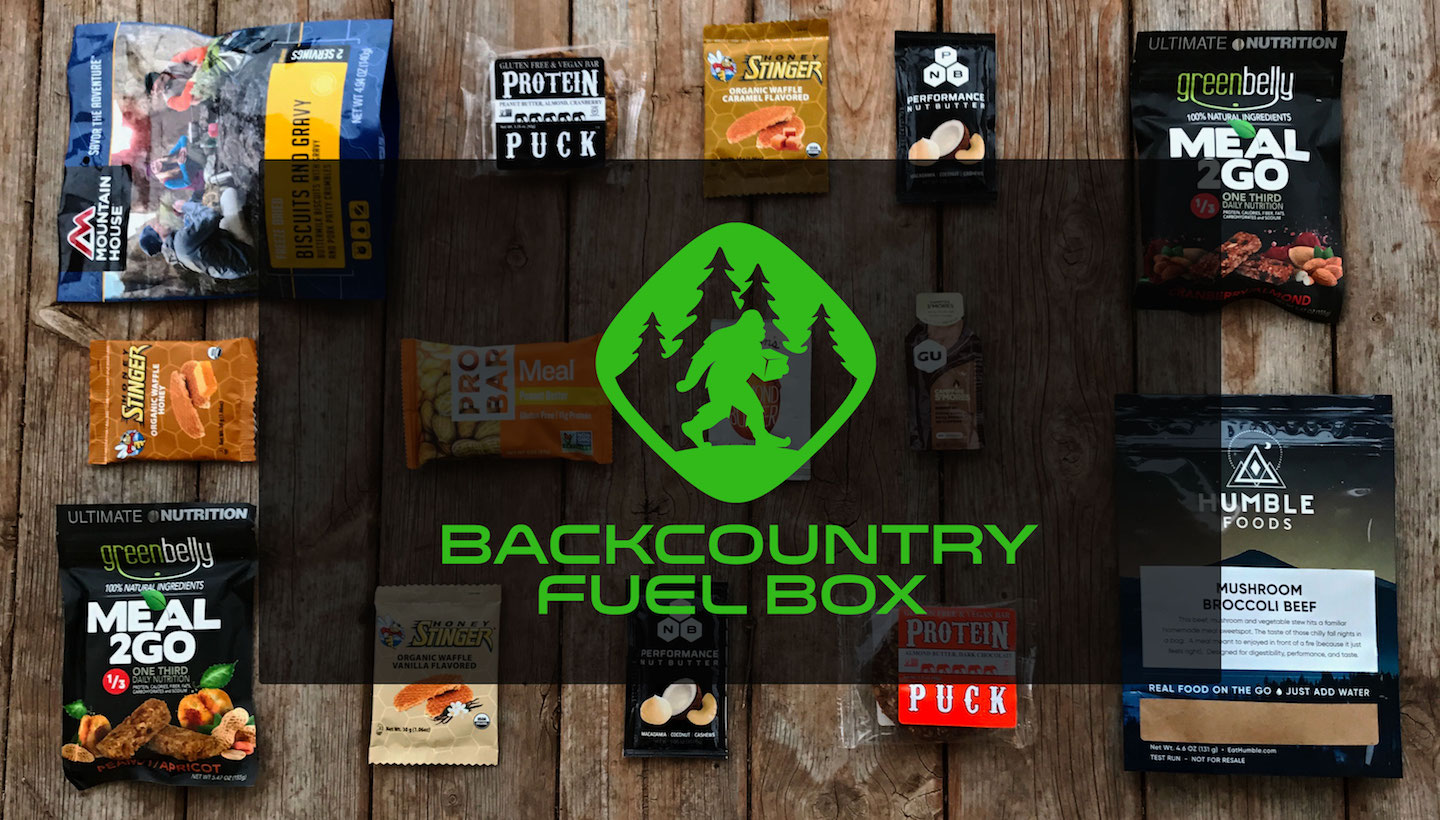 About Backcountry Fuel Box Homepage