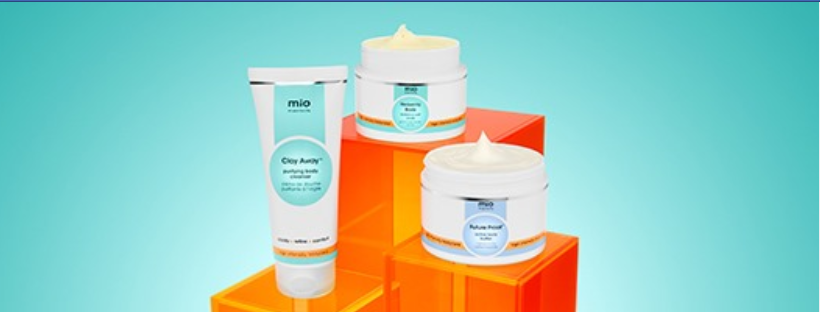 About Mio Skincare Homepage