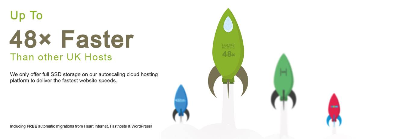 About Eco Web Hosting Homepage