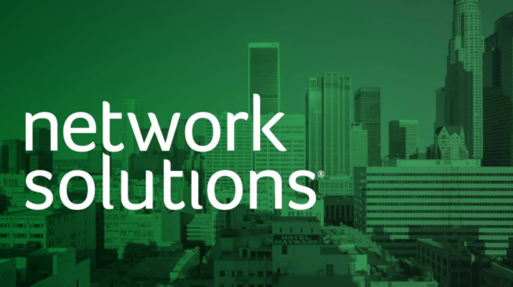 About Network Solutions Homepage