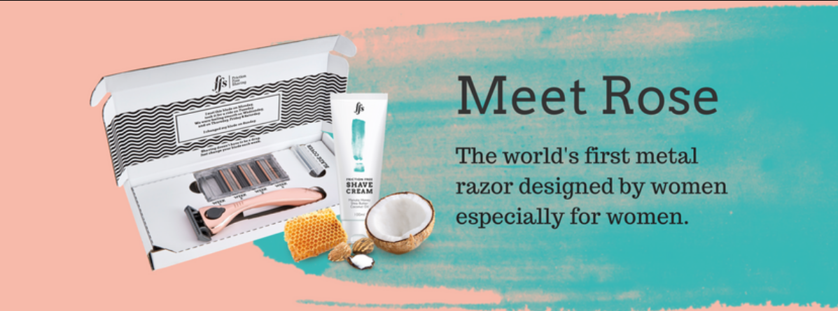 About Friction Free Shaving Homepage