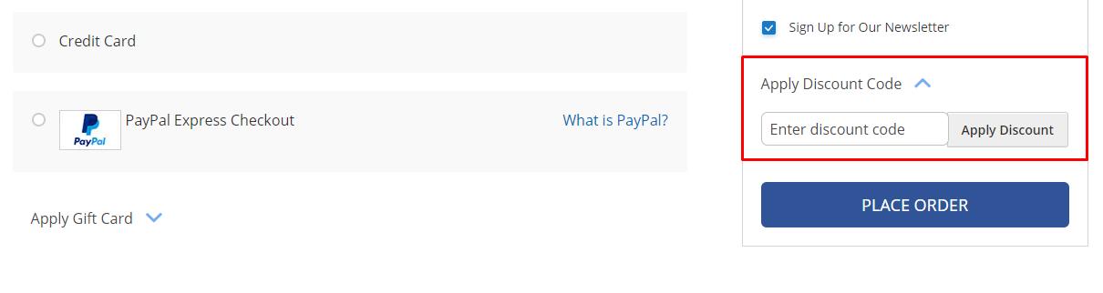 How do I use my AmericanFlags.com discount code?