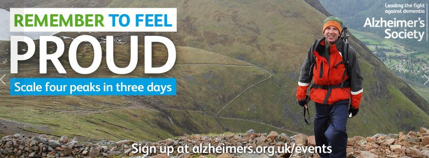 About Alzheimer's Society Homepage