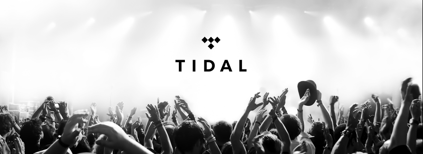 About TIDAL Homepage