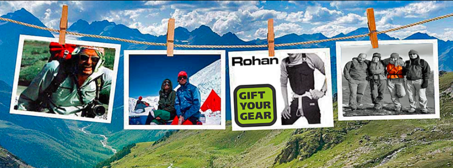 About Rohan Homepage
