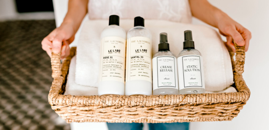 About The Laundress Homepage