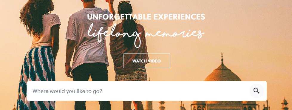 Contiki Homepage