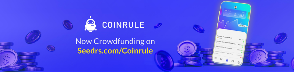 About Coinrule Homepage