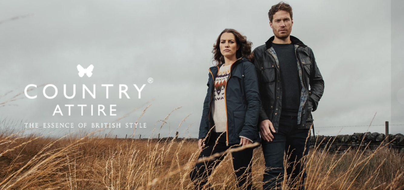 About Country Attire Homepage